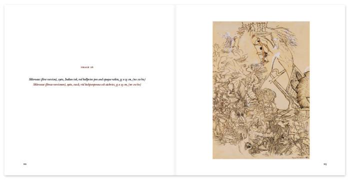 "Öyvind Fahlström ""Early drawings 1948–1961"""