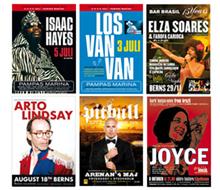 Posters konserter