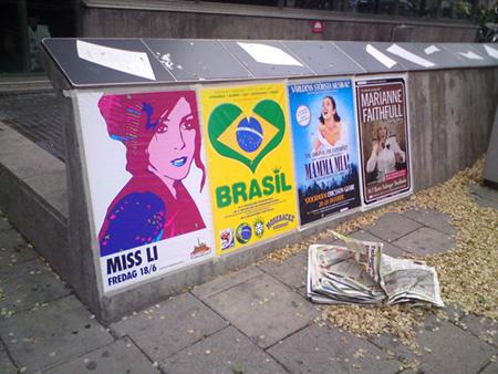 Bar Brasil, VM-fester på Mosebacke Etablissement, 2010