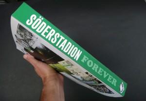 Boken Söderstadion Forever, 320 sidor.