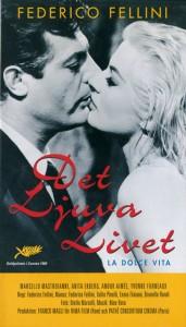 Anita Ekberg i Det ljuva livet av Frederico Fellini.