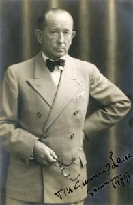 GAN, Gösta Adrian-Nilsson 1884–1965