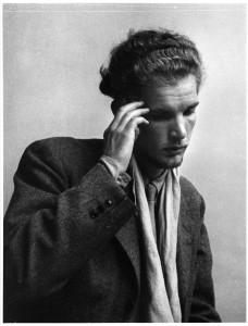 Olle Bonniér, 1948. Foto: Christer Strömholm.