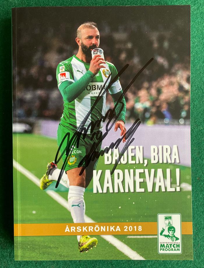 Hammarby Fotboll Årskrönikan & Programblad